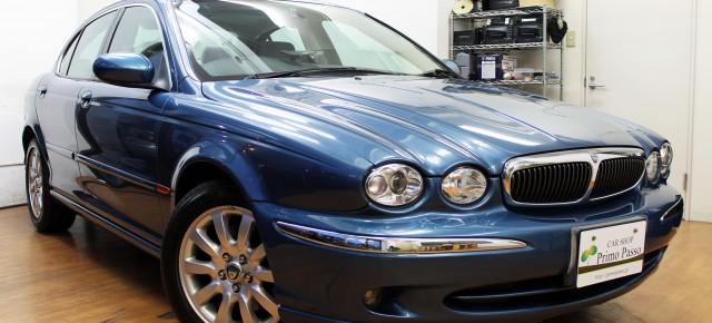 ☆ 2001年式 ジャガー Xtype 2.5 V6 4WD 詳細は画像をクリック!!