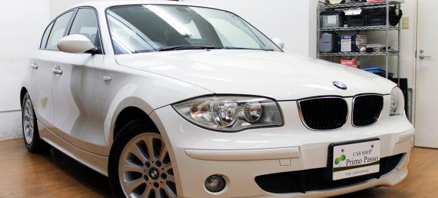 ☆ 2007年式 BMW 116i 詳細は画像をクリック!!