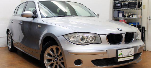 2006年式 BMW 116i詳細は画像をクリック!!
