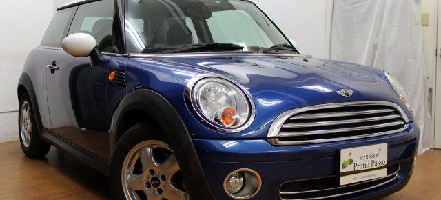 ☆ 2007年式 BMW MINI クーパー ☆
