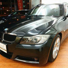 質感の高いバックスキンハーフレザー!スポーティーな外観が魅力的!BMW320iMスポーツ入庫しました!!