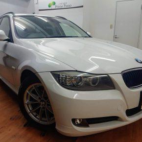 ドライブが楽しいスタイリッシュワゴン!装備充実の後期型!BMW320iツーリング入庫しました!!